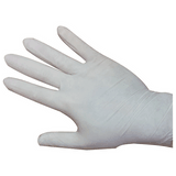 GANTS JETABLES LATEX T7 SMALL BOITE DISTRIBUTRICE (100)